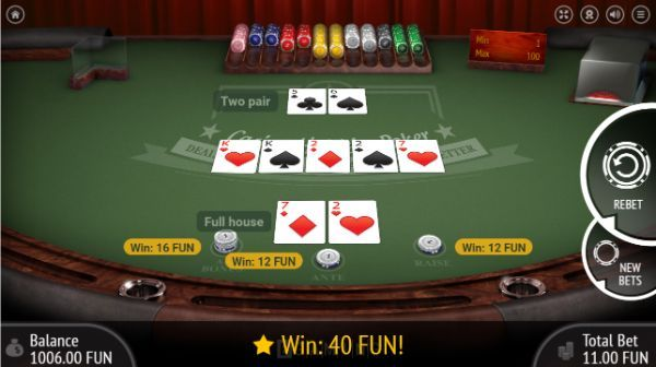 Comments About Holdem - 31044