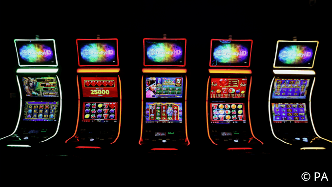 Slot Machine - 47160