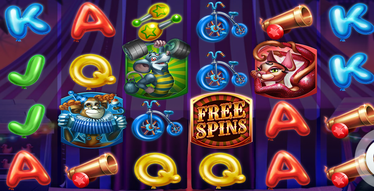 Sizzling Spins Slot - 68824