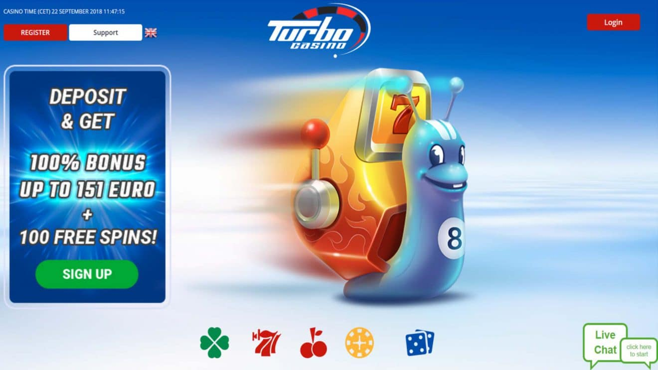 Turbo Casino Quick - 61423