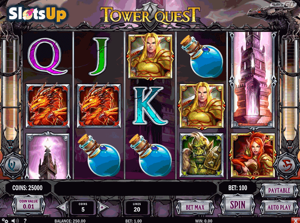 Tower Quest Slot - 49607