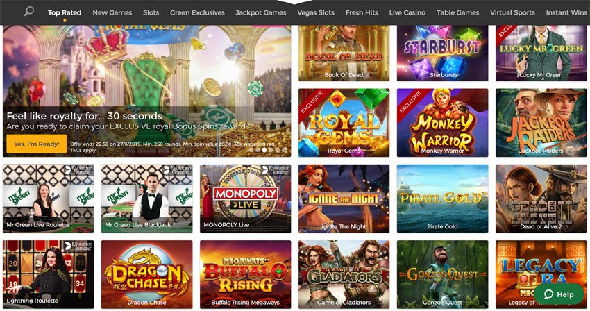 Interactive Casino Promotions - 49035