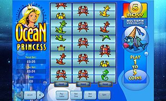 Ocean Princess Slot - 24403
