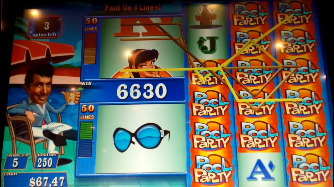 Beach Party Slot - 70461