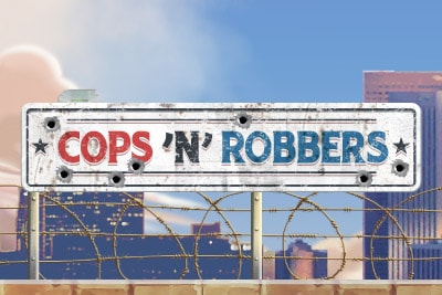Cops and Robbers - 45802