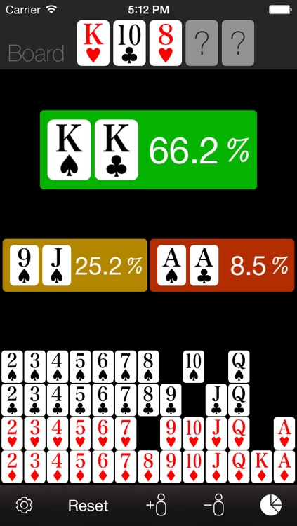 Poker Game Example - 77702