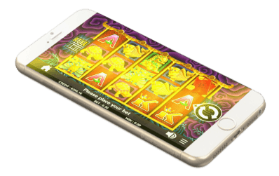Pokies Aristocrat Mobile - 48476
