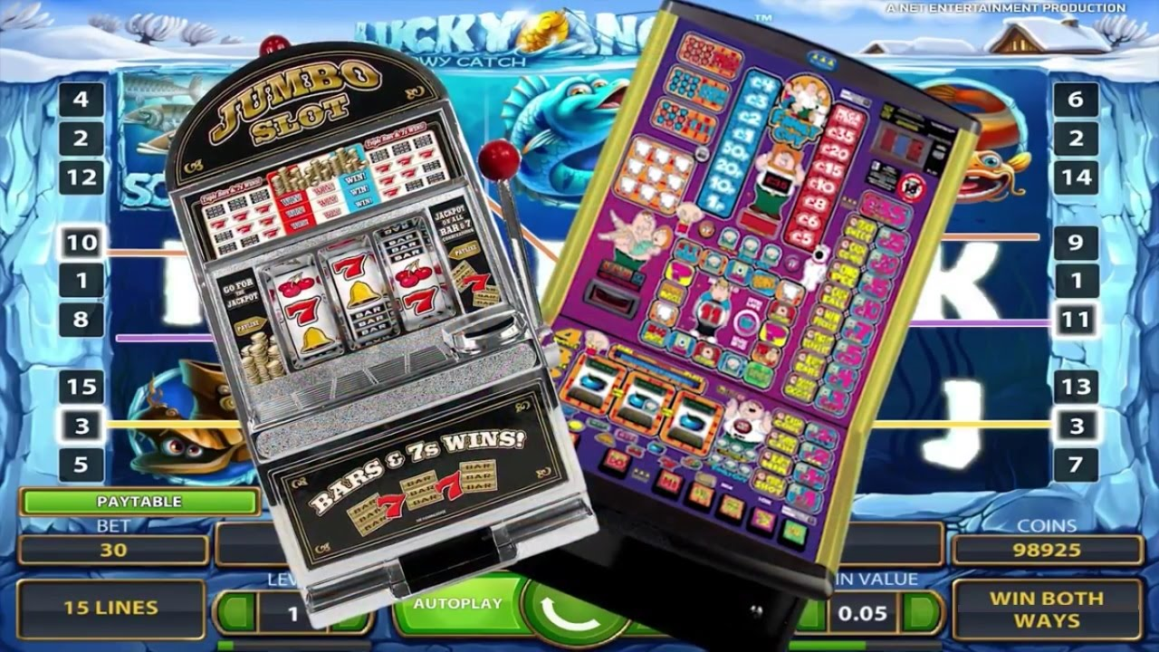 Slot Machine - 84252