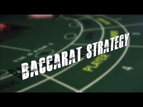 Baccarat Strategy How - 84798