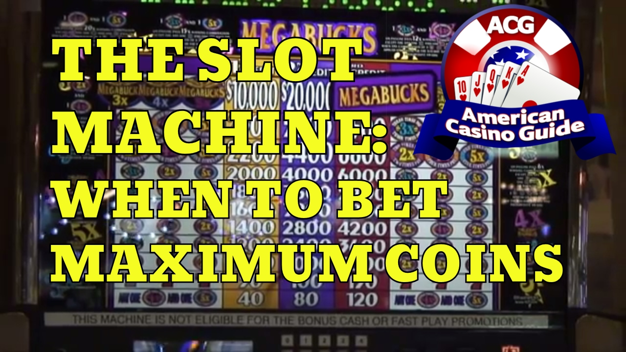Slot Machine Bet - 30348