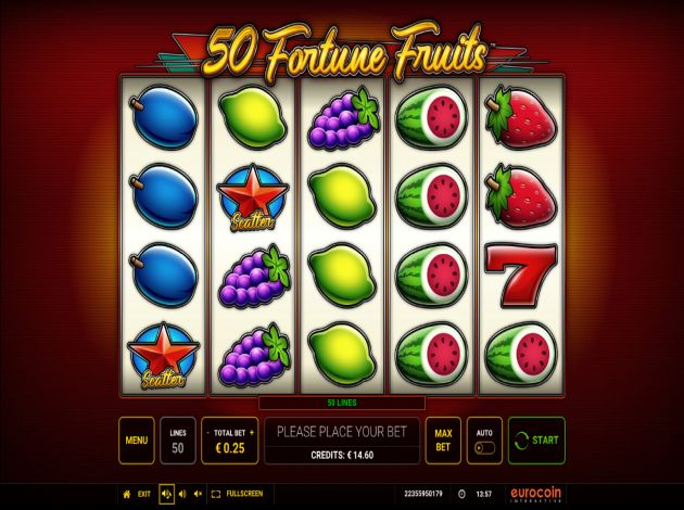 Fruit Spins Slot - 76431