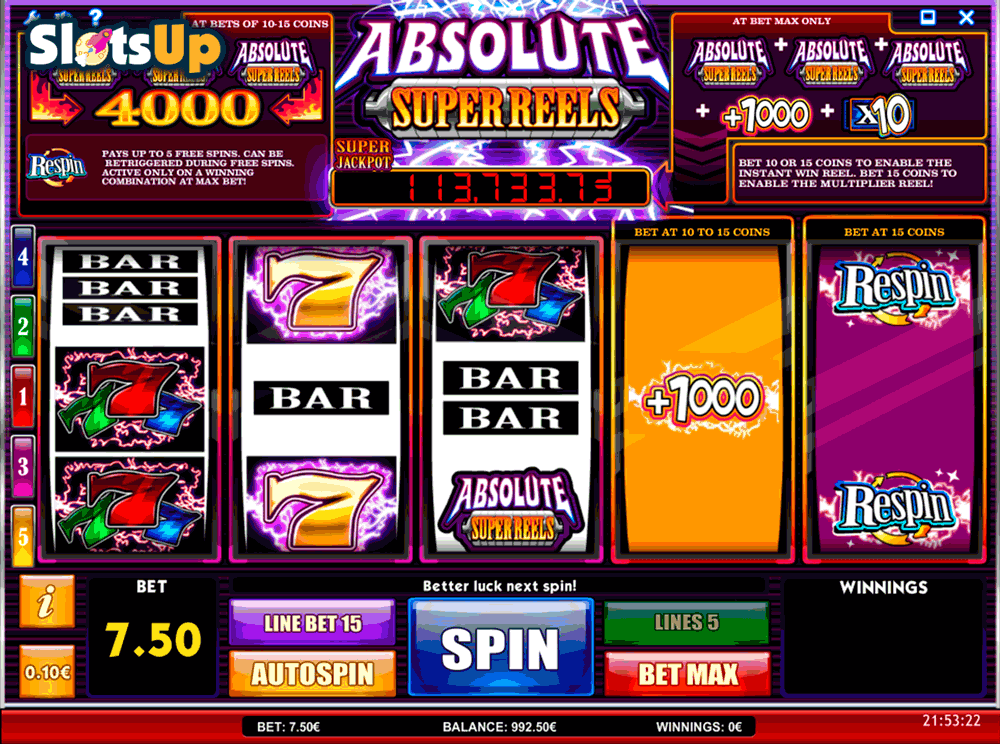 Slot Machine - 66924