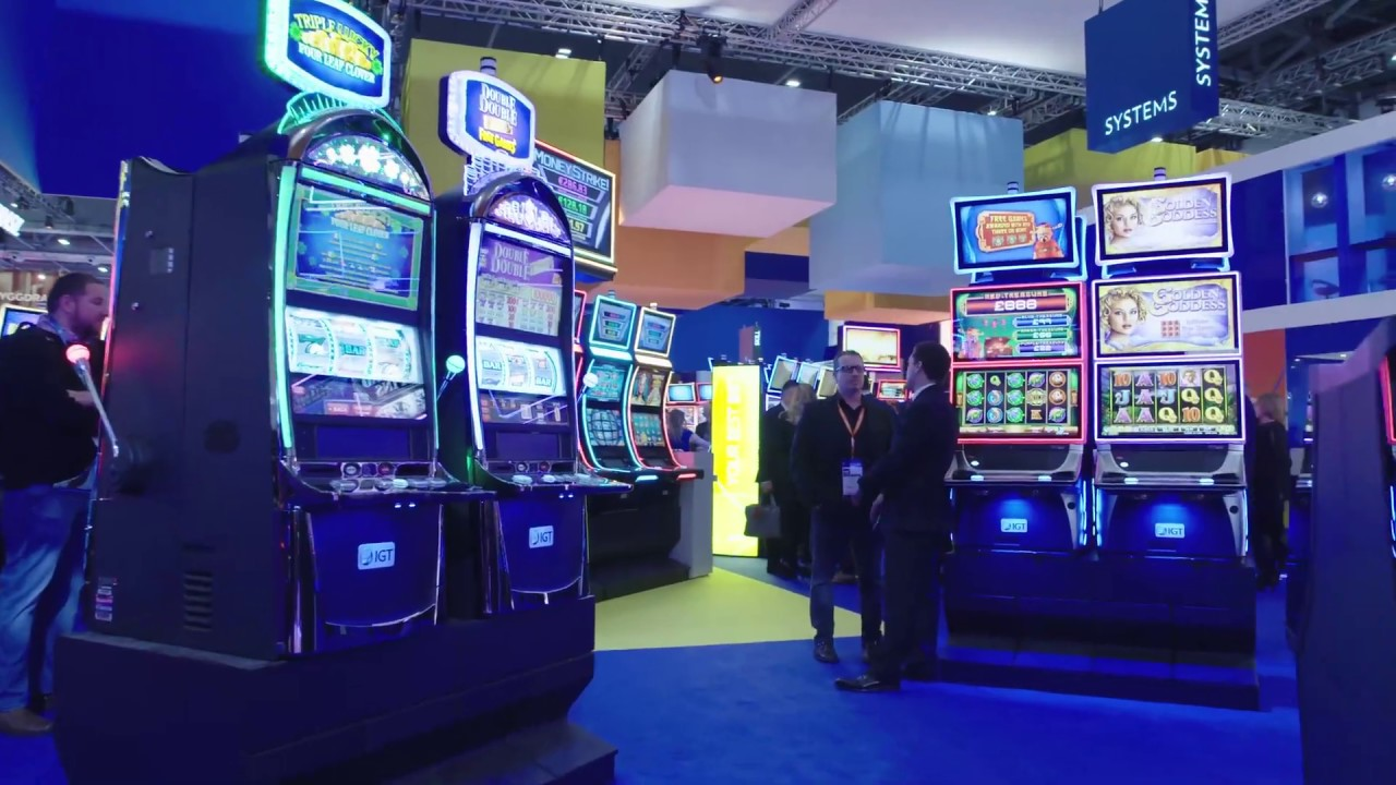 Slot Machines With - 49416
