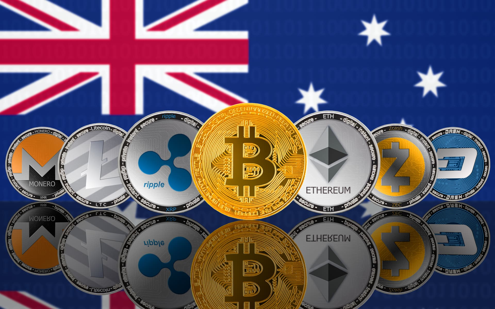 Cryptocurrency Coin - 14517