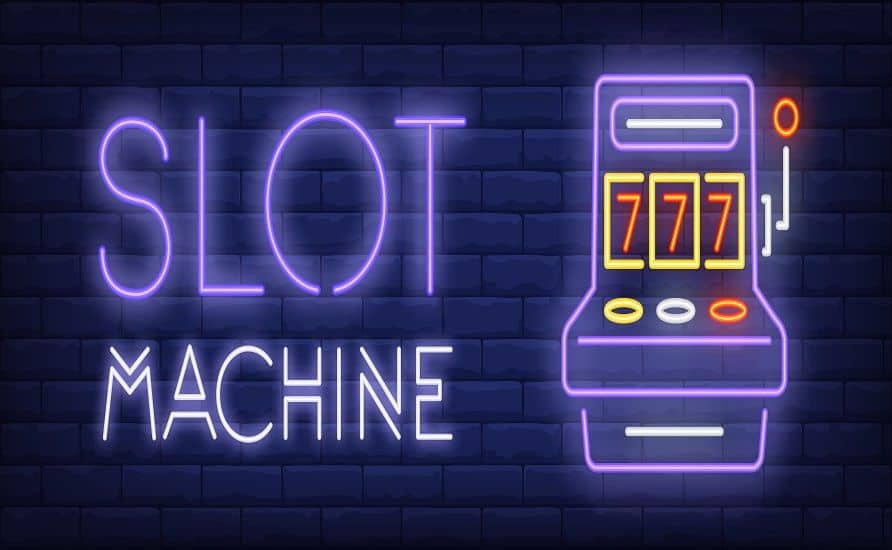 Slot Machine - 71015