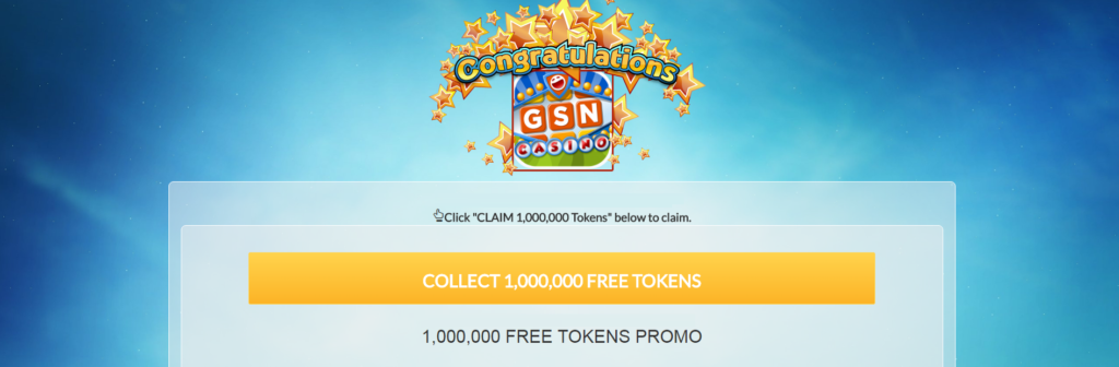 Gsn Free Tokens - 26529