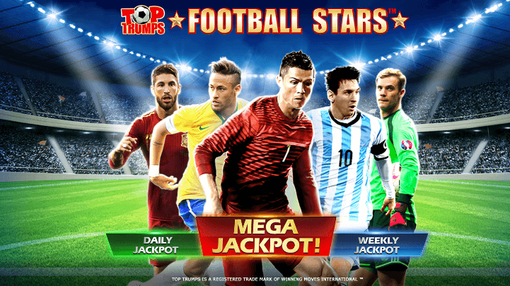 Football Legends Slot - 35679