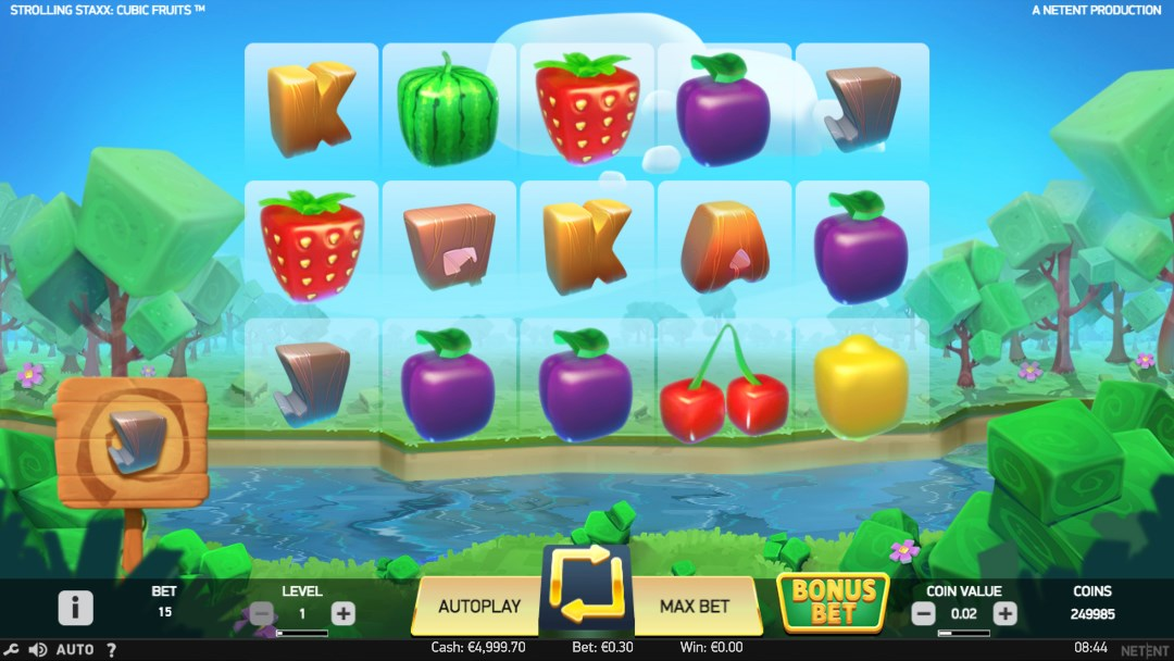 Super Fruit Slot - 22660