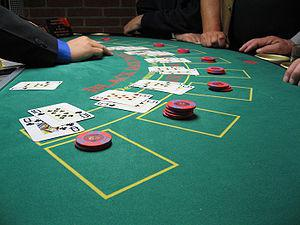 Mgm Blackjack Side - 88394