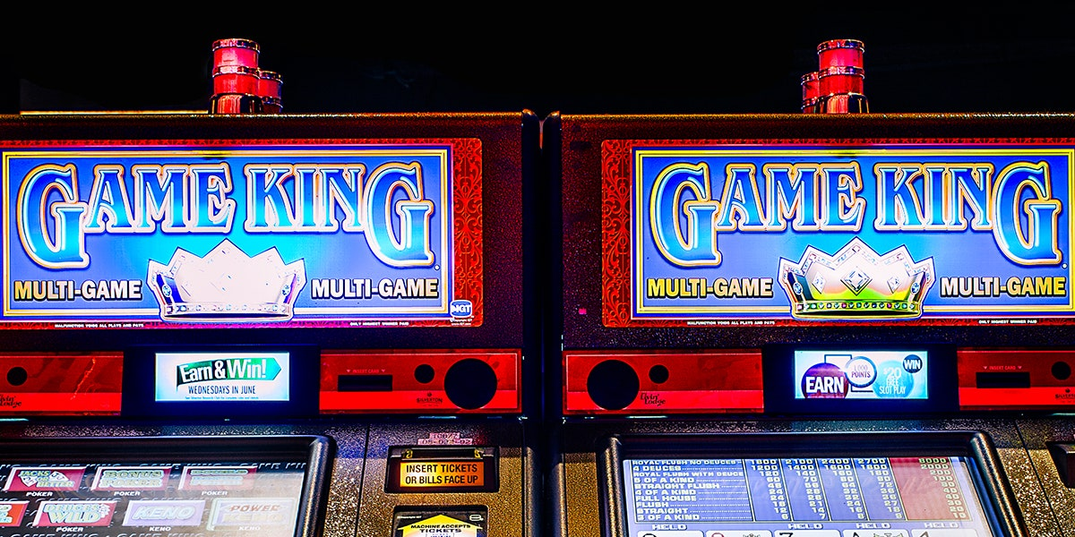 Slot Machines Without - 14055