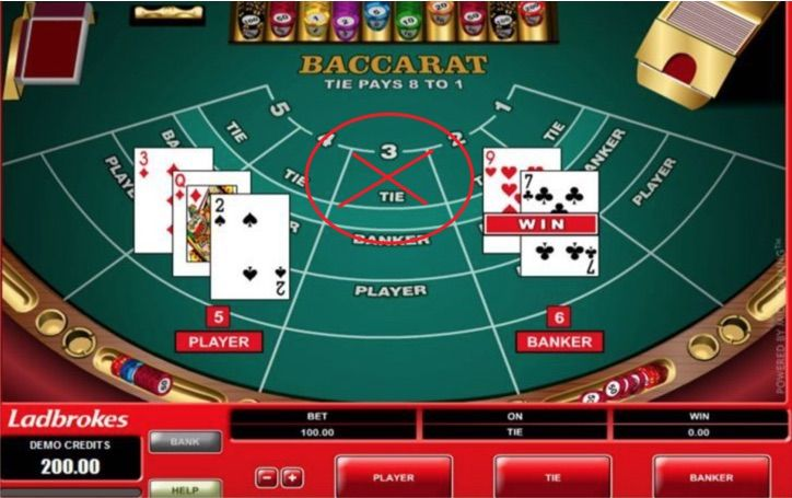 Baccarat Strategy - 52853