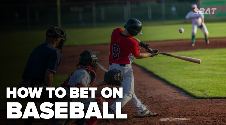 Baseball Betting Explained - 26347