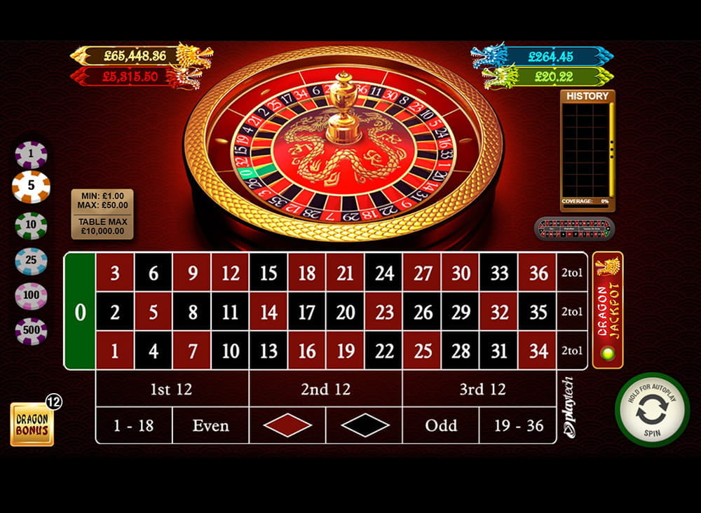 Red Dragon Slot - 48946