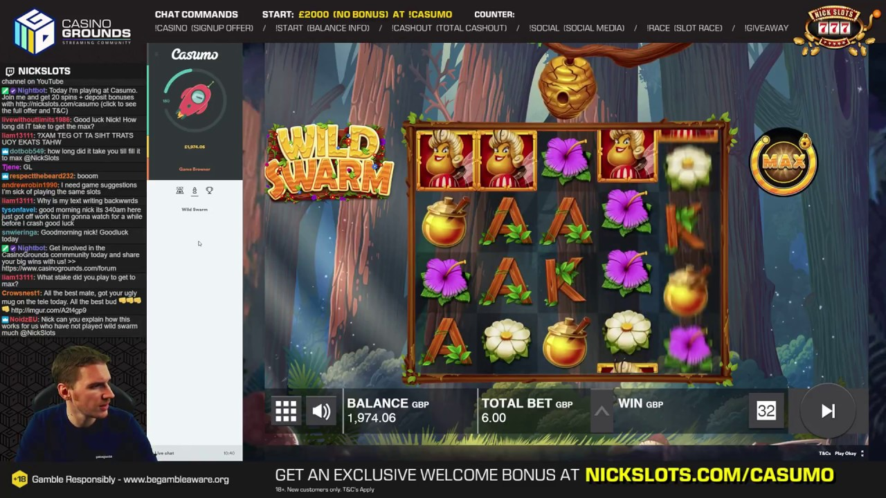 Conquer Casino Live Chat