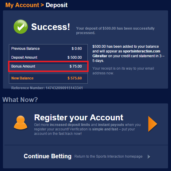 Casino Reset Account - 75703