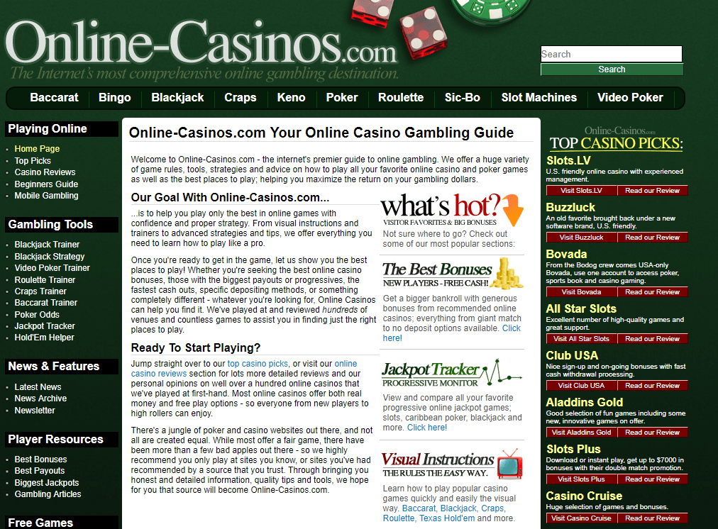 Casinos With - 41533