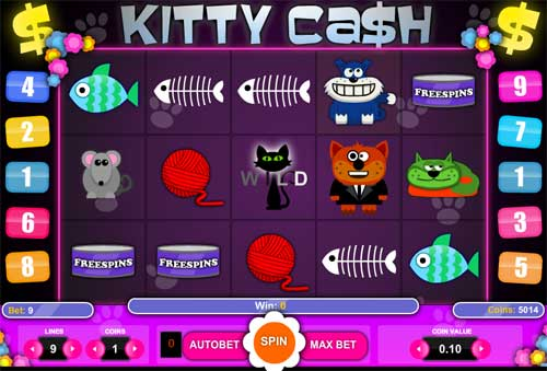 Kitty Cash - 90962