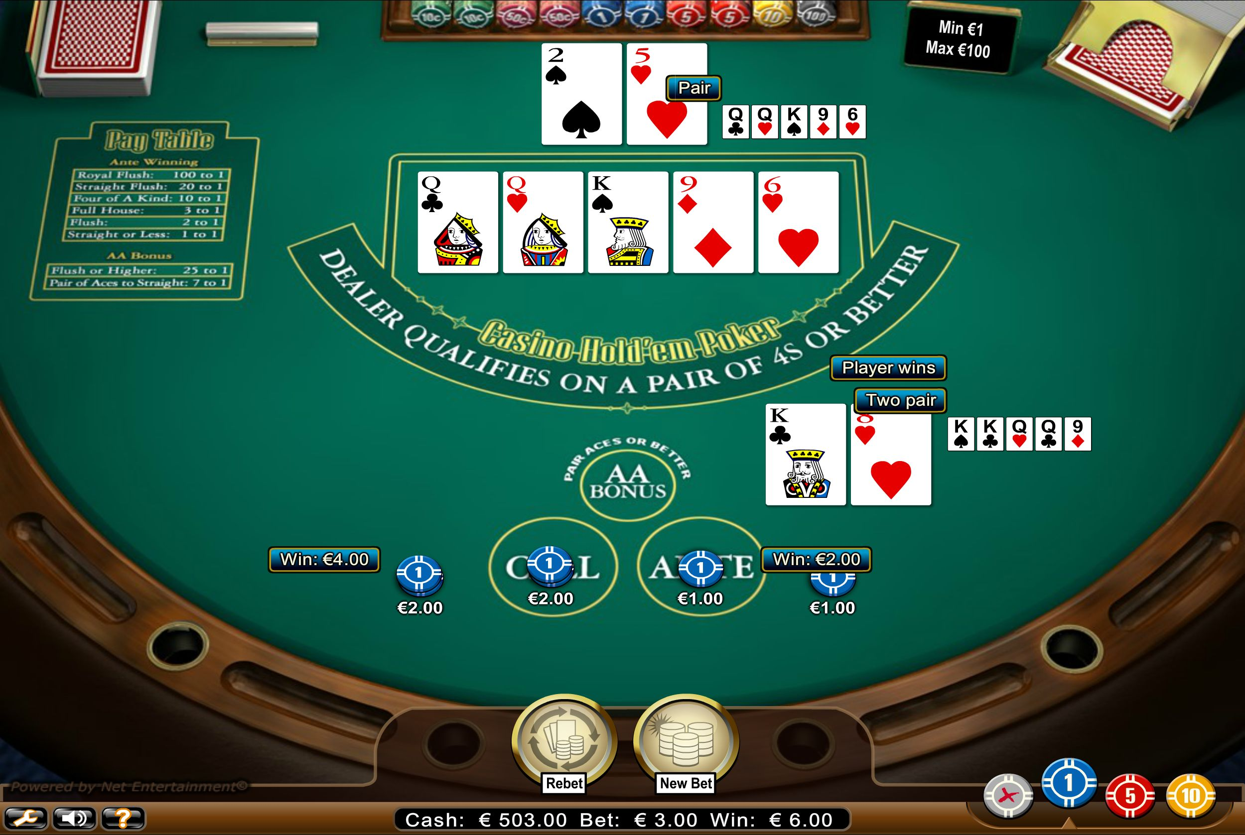 Comments About Holdem - 11141