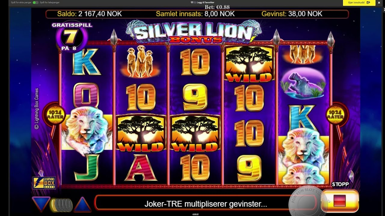 Super Lion Slot - 50474