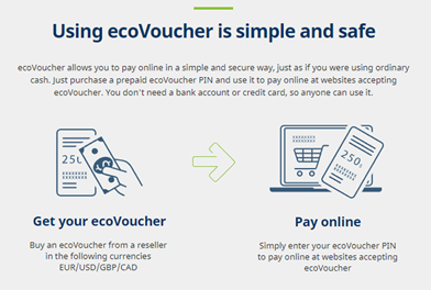 Ecovoucher Login - 78256