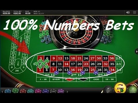 Roulette Strategy - 12675