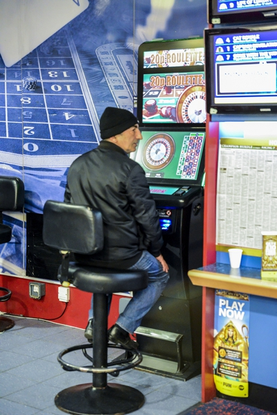 Fixed Odds Betting - 16486