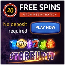 Freespins for Signing - 26709