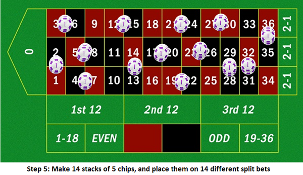 Roulette Strategy to - 66561