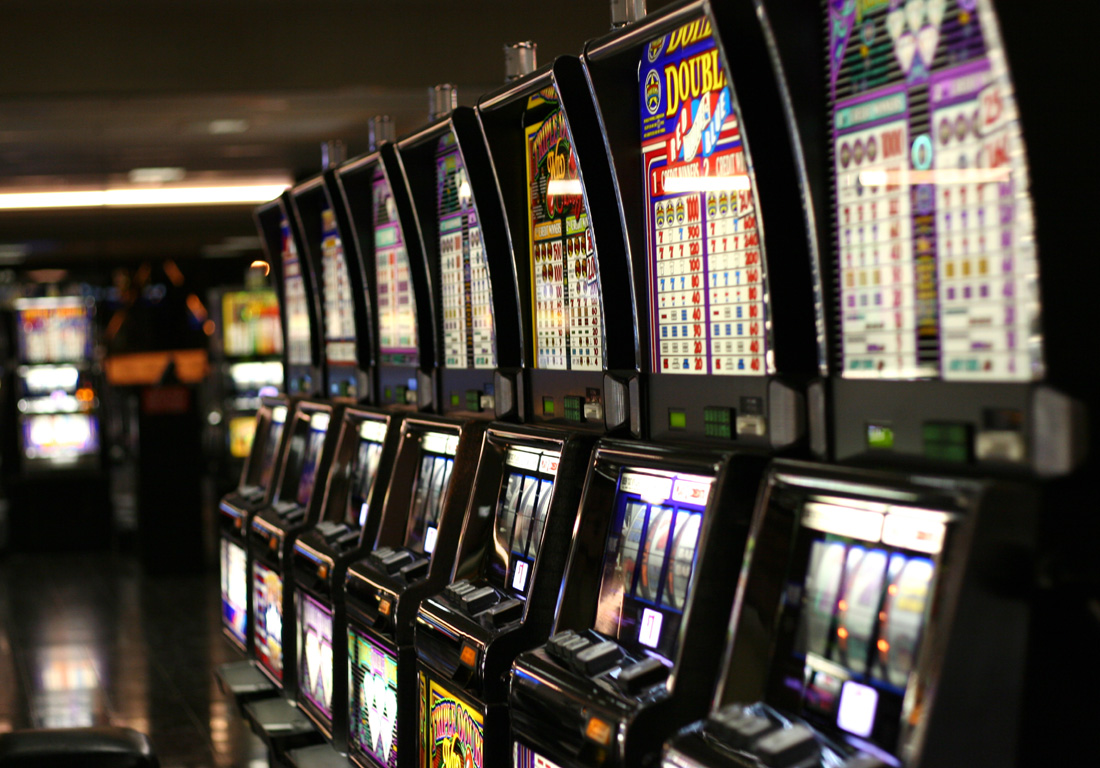 Slot Machines Without - 34466