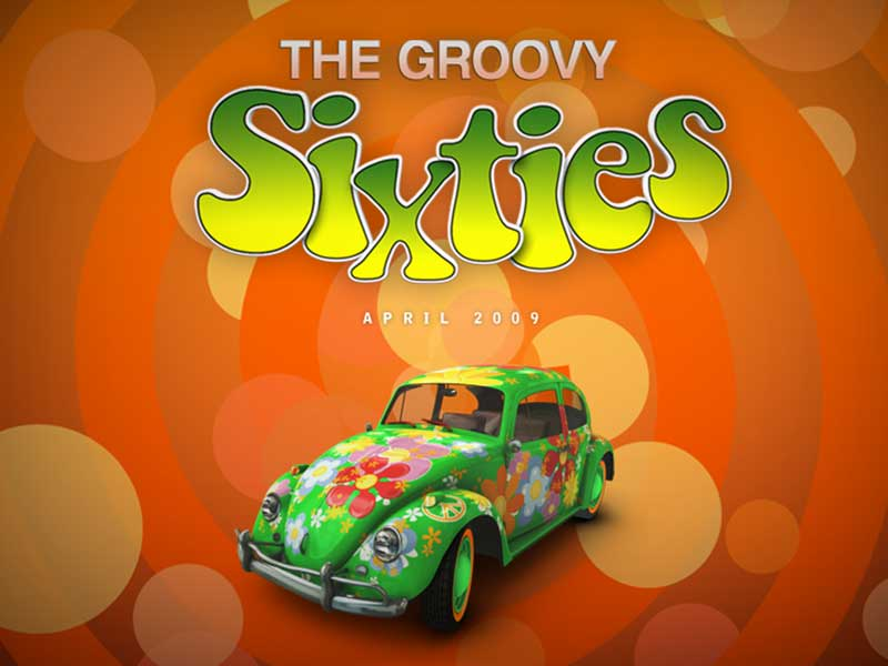 The Groovy Sixties - 46513