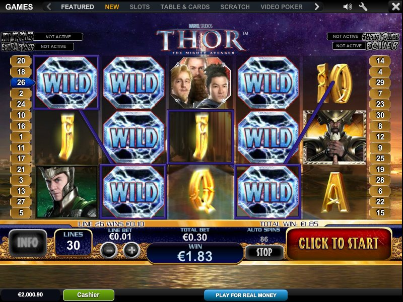 Thor the - 96387