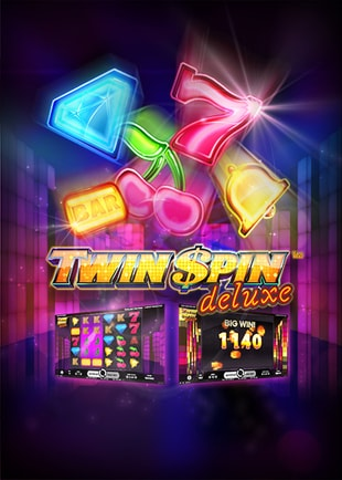 Twin Spin - 16157