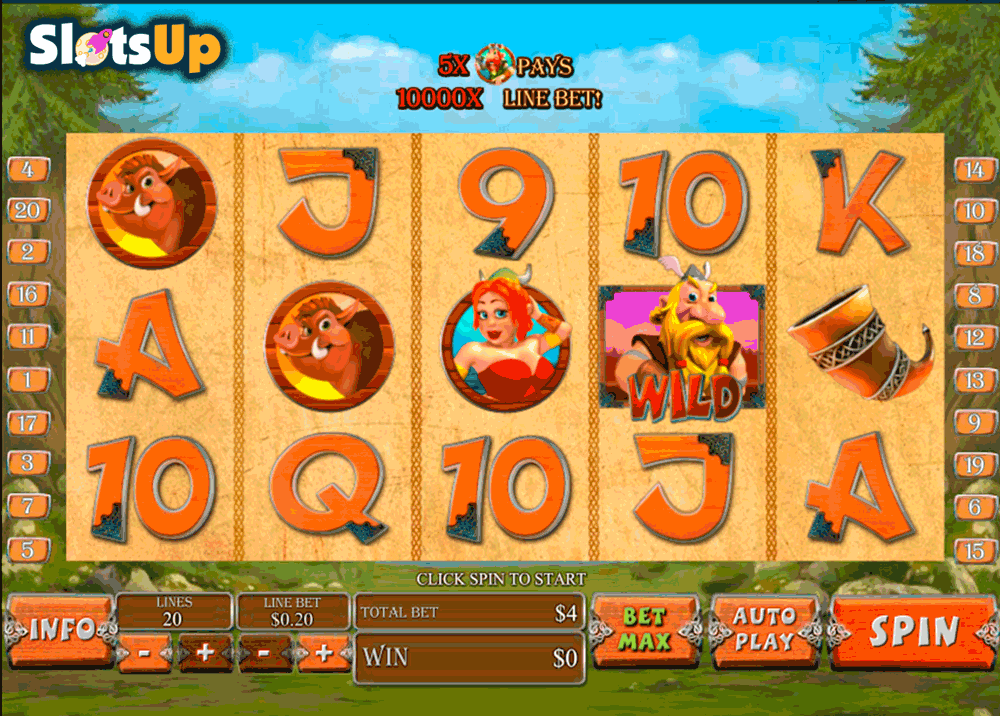 Vikingmania Slot - 42209
