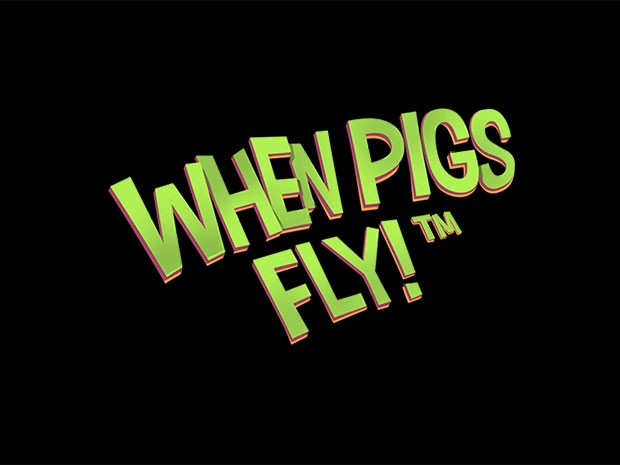 When Pigs Fly - 24221